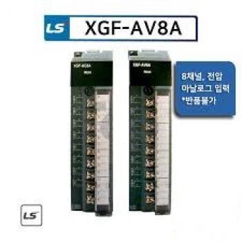 THIẾT BỊ ĐIỀU KHIỂN LẬP TRÌNH PLC XGF-AV8A