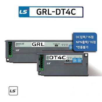 THIẾT BỊ ĐIỀU KHIỂN LẬP TRÌNH PLC GRL-DT4C