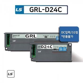 THIẾT BỊ ĐIỀU KHIỂN LẬP TRÌNH PLC GRL-D24C